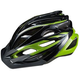 Cannondale Radius Helm black/green